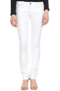 Джинсы,молнии на карманах Versace Jeans Couture
