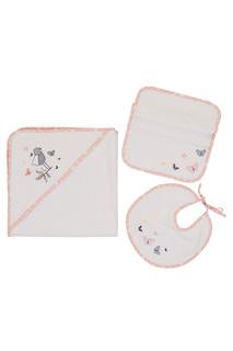 Комплект детских полотенец, 3 шт. Marie claire