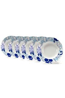 Набор тарелок 22см, 6 шт. La Rose des Sables