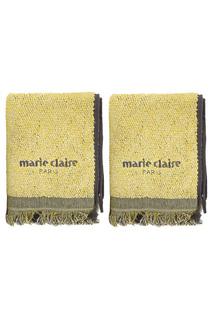 Набор полотенец, 2 шт. Marie claire