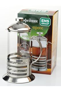 Кофейник, френч-пресс, 1000 мл ENS GROUP