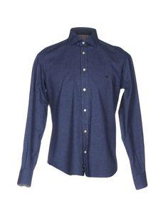 Pубашка Brooksfield Royal Blue