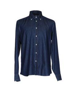 Джинсовая рубашка B.D.Baggies