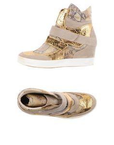 Высокие кеды и кроссовки Peperosa