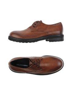 Обувь на шнурках Halmanera