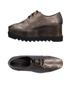 Обувь на шнурках EXE