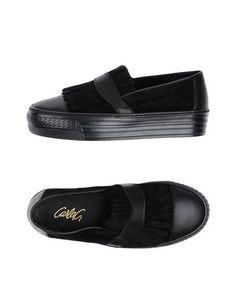 Низкие кеды и кроссовки Carla G.