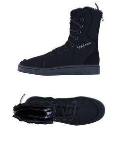 Высокие кеды и кроссовки Yohji Yamamoto