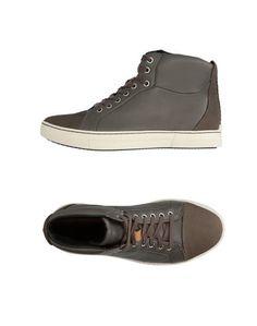 Высокие кеды и кроссовки Clarks