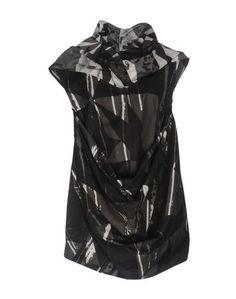 Короткое платье Drkshdw BY Rick Owens