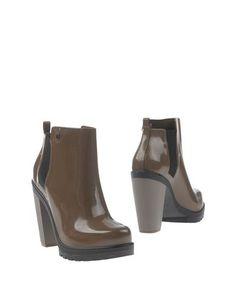 Полусапоги и высокие ботинки Melissa
