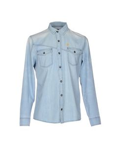 Джинсовая рубашка Volcom
