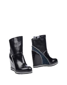 Полусапоги и высокие ботинки Dirk Bikkembergs
