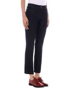 Джинсовые брюки Jil Sander Navy