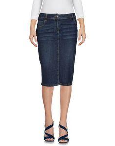 Джинсовая юбка Blue LES Copains