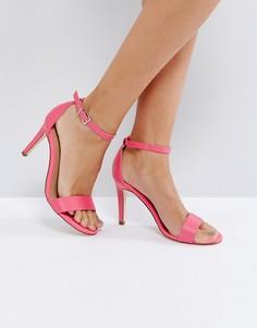 Розовые босоножки на каблуке Call It Spring - Розовый