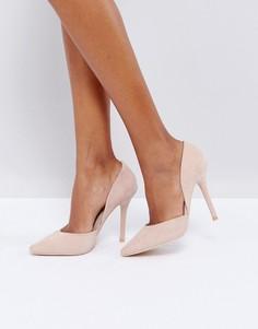 Туфли-лодочки Glamorous DOrsay - Оранжевый