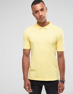 Поло Jack & Jones Premium - Желтый