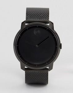 Черные часы Movado Bold 3600261 - Черный
