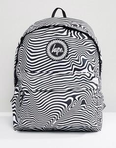 Рюкзак с зебровым принтом Hype - Мульти