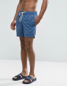 Синие шорты для плавания Tommy Hilfiger Denim - Синий