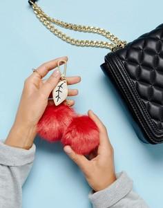 Брелок на сумку в форме вишни Skinnydip - Мульти