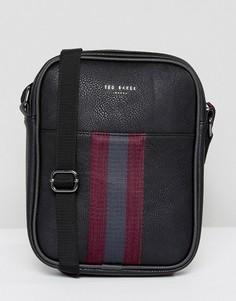 Черная сумка для авиапутешествий Ted Baker - Черный