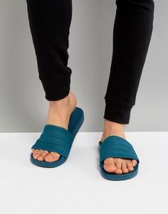 Темно-синие шлепанцы adidas Adilette CF+ S80976 - Темно-синий