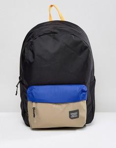 Черный рюкзак объемом 24,5 литра Herschel Supply Co. Rundle - Черный