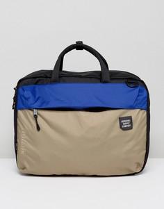 Черная сумка для ноутбука Herschel Supply Co. Britannia - Черный