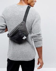 Черная сумка-кошелек на пояс Herschel Supply Co. Seventeen 5 л - Черный