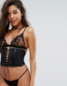 Корсет Ann Summers Denver - Черный