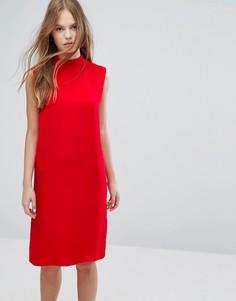 Платье Samsoe & Samsoe Theta - Красный