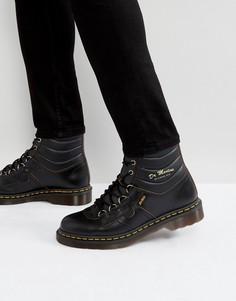 Походные ботинки Dr Martens - Черный