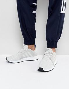 Серые кроссовки adidas Originals X_PLR BY9258 - Серый