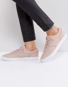 Розовые кроссовки Reebok Classic Workout - Розовый