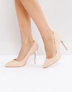 Розовые туфли-лодочки Faith - Розовый