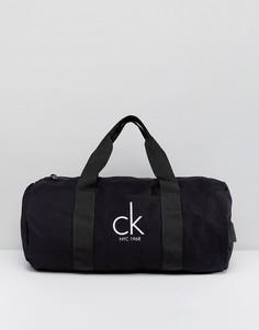 Сумка дафл Calvin Klein - Черный