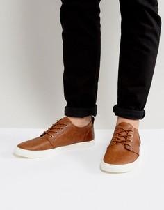 Светло-коричневые повседневные туфли ASOS - Рыжий