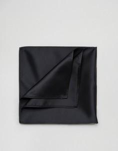 Черный платок для нагрудного кармана Devils Advocate - Черный