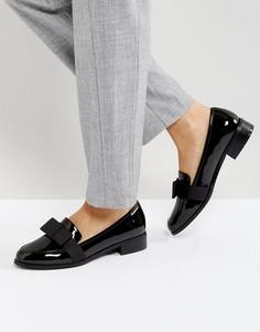 Туфли на плоской подошве ASOS MUMBLE - Черный
