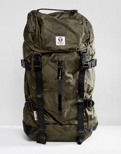 Камуфляжный рюкзак AAPE By A Bathing Ape - Зеленый
