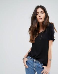 Oversize-футболка Brave Soul - Черный