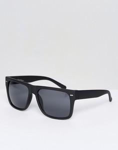 Черные квадратные солнцезащитные очки Jeeper Peepers - Черный
