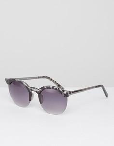 Солнцезащитные очки 7X - Коричневый