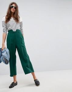 Юбка-шорты ASOS Tailored - Зеленый