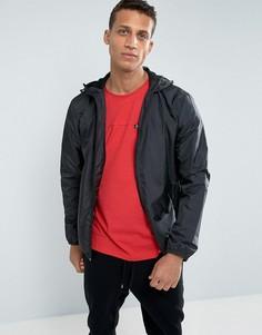 Куртка с капюшоном на молнии Loyalty and Faith - Черный