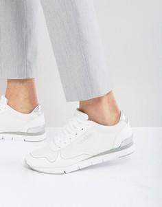 Кроссовки для бега с логотипом Calvin Klein Jude - Белый