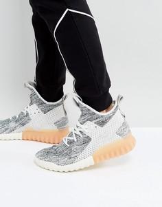 Серые кроссовки adidas Originals Tubular X Primeknit BY3146 - Серый