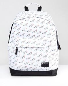 Белый рюкзак Nicce Admiral - Белый